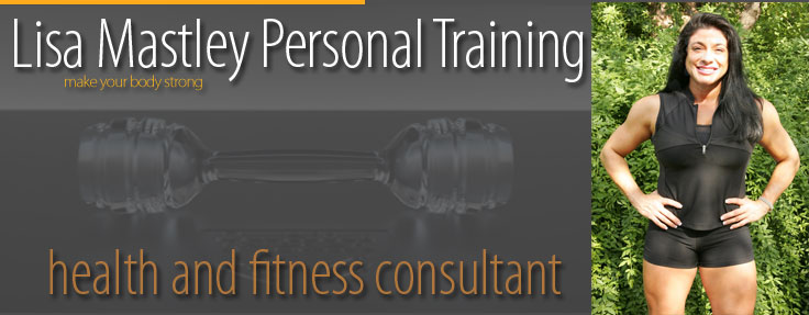 Lisa Mastley Personal Trainer Summerlin, Las Vegas Nevada